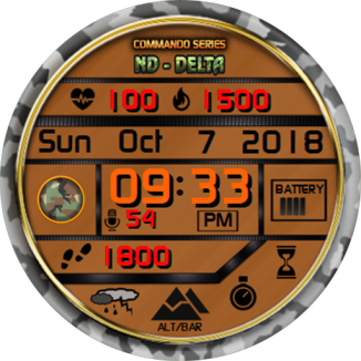 Image | Formats | Watch Face Designs for the Samsung Watch