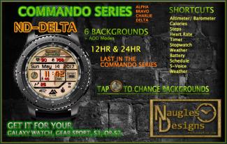 commando Delta