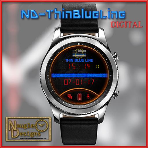 ND-ThinBlueLineDigital (FREE)
